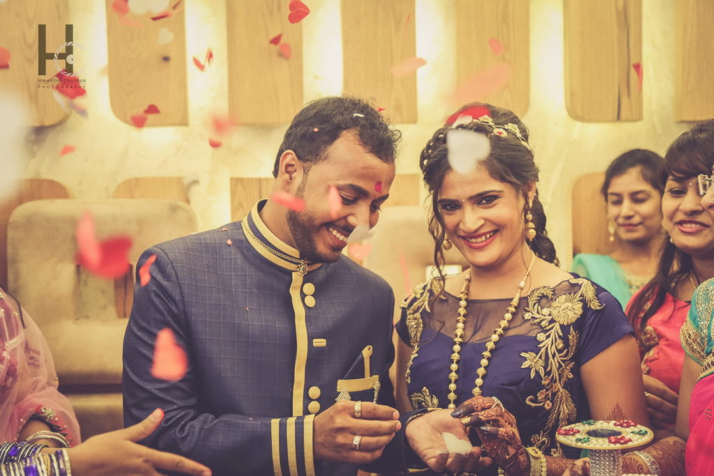 Best Engagement Photography in ahmedabad | HC Photography